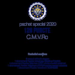 120 puncte CMVRo - pachet...