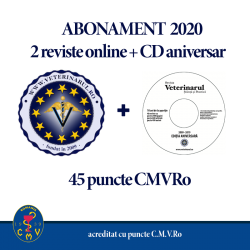 Pachet abonare 2020 cu CD -...