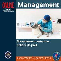 Management veterinar -...