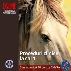 """Curs """"Proceduri clinice la..."""